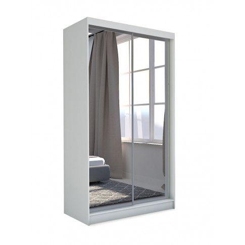 Zdjęcie produktu Szafa przesuwna Talla 3X - biała.