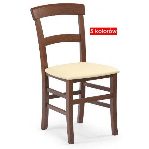 Zdjęcie produktu Krzesło drewniane Caper - 5 kolorów.