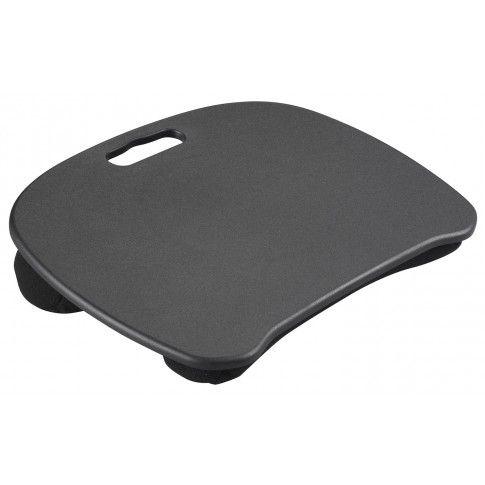 Zdjęcie produktu Podstawka pod laptopa Cliper - czarna.
