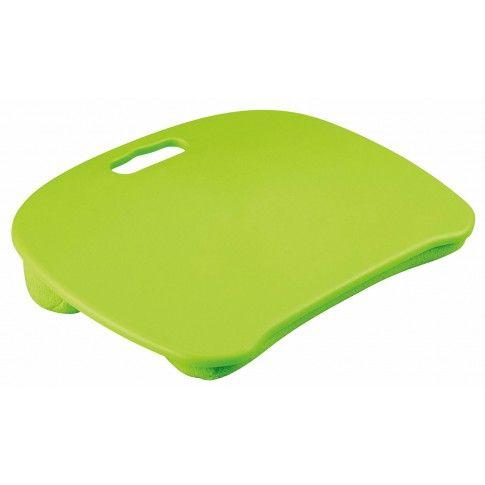 Zdjęcie produktu Podstawka na laptopa Cliper - zielona.