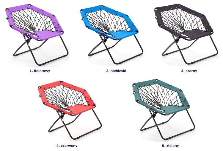 Składany fotel Baket