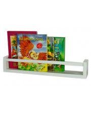 Półka na książki Liptos 54 cm - 12 kolorów w sklepie Edinos.pl
