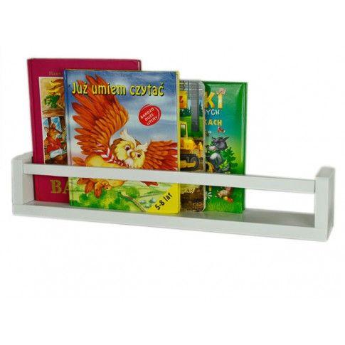 Zdjęcie produktu Półka na zabawki Liptos 80 cm - 12 kolorów.