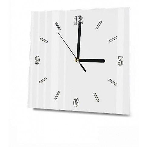 Zdjęcie produktu Szklany zegar ścienny Liptos 3R - 5 kolorów.
