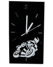 Zegar ścienny z motocyklem Liptos 5R - 5 kolorów w sklepie Edinos.pl