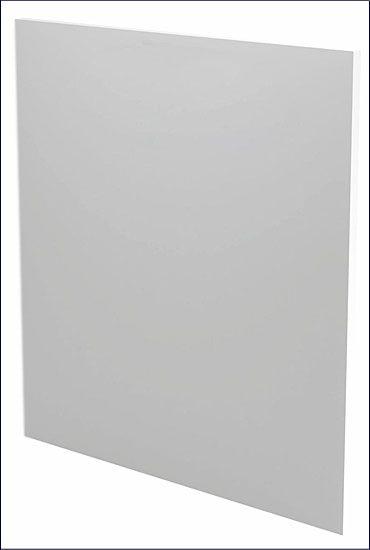 Maskownica boku szafki w połysku, Limo 36X.