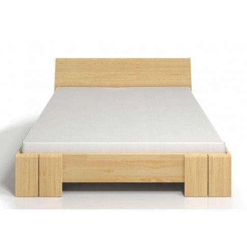 Zdjęcie produktu Drewniane wysokie łóżko skandynawskie  Verlos 4X - 6 rozmiarów.