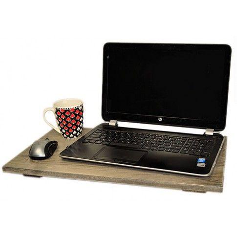 Zdjęcie produktu Stolik pod laptopa Deries - 11 kolorów.