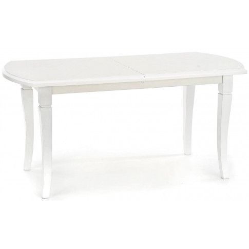 Zdjęcie produktu Stół rozkładany Lister - biały.