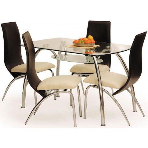 Zdjęcie produktu Szklany stół kuchenny Luno.