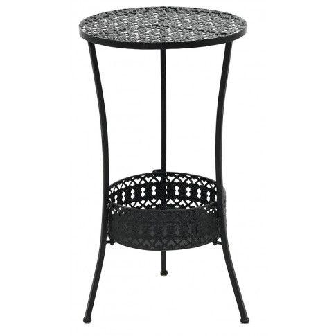 metalowy stolik ogrodowy maeve