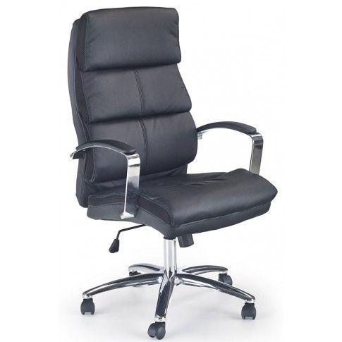 Zdjęcie produktu Fotel obrotowy Kelso - czarny.
