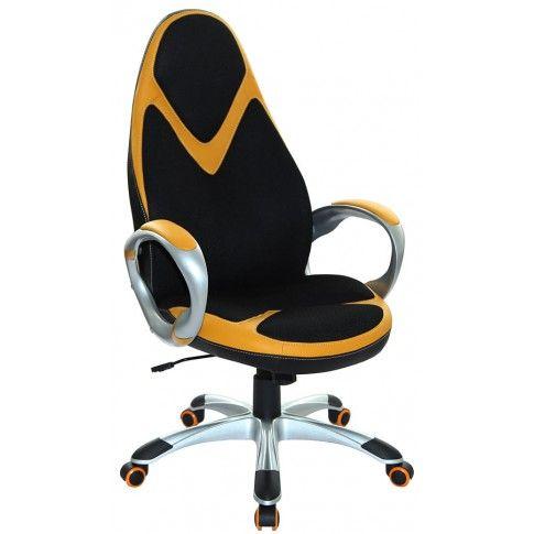 Zdjęcie produktu Fotel obrotowy Ariel - czarny.