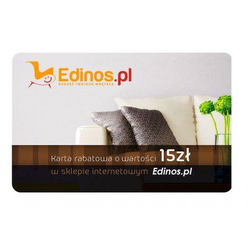 Zdjęcie produktu Karta rabatowa wartości 15zł.