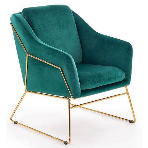 Zdjęcie produktu Fotel wypoczynkowy Foster 5X - zielony.