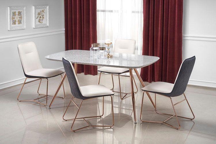 Wizualizacja wnętrza z krzesłami Malibu.