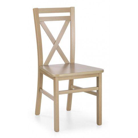 Zdjęcie produktu Krzesło skandynawskie Dario - Dąb sonoma.