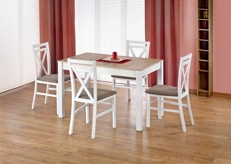 Stół Aster - wizualizacja wnętrza.