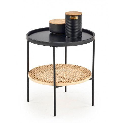 Zdjęcie produktu Okrągły stolik kawowy Rodus .