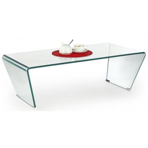 Zdjęcie produktu Ława z giętego szkła Aurora.