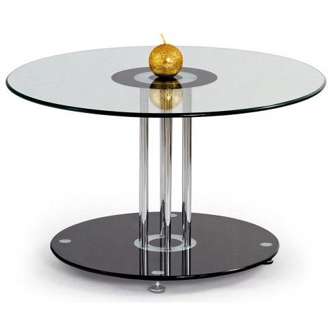 Zdjęcie produktu Okrągły stolik kawowy Bessi.