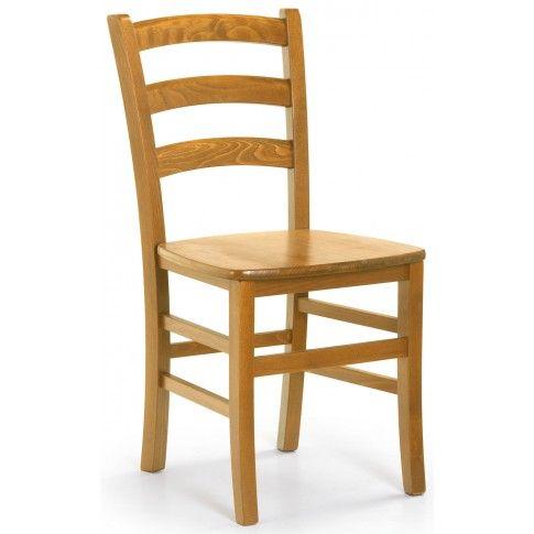 Zdjęcie produktu Krzesło drewniane Foren - 2 kolory.