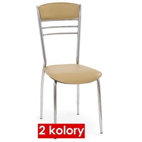 Zdjęcie produktu Krzesło tapicerowane George - 2 kolory.