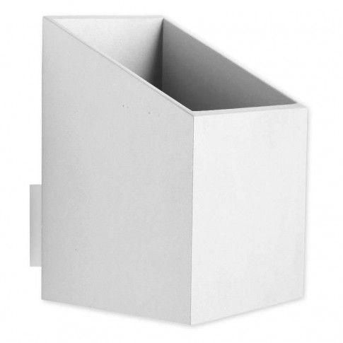 Zdjęcie produktu Kinkiet w stylu skandynawskim E008-Rubis 2X - biały.