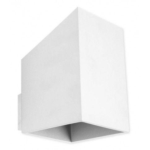 Zdjęcie produktu Skandynawski kinkiet E008-Rubis - biały.
