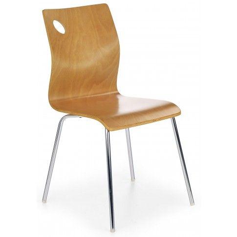 Zdjęcie produktu Krzesło metalowe Goran - olcha.