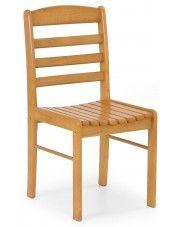 Krzesło drewniane Hank