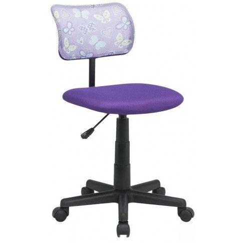 Zdjęcie produktu Fotel dla dziewczynki Didi - fiolet.