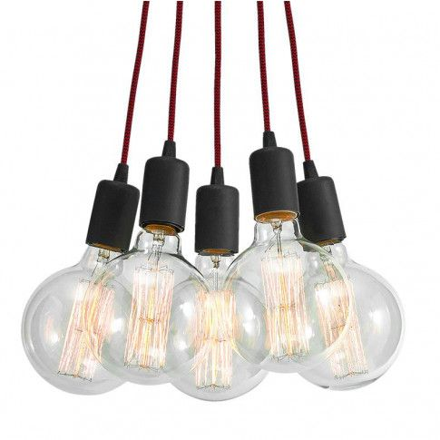 Zdjęcie produktu Industrialna lampa wisząca E324-Modex.