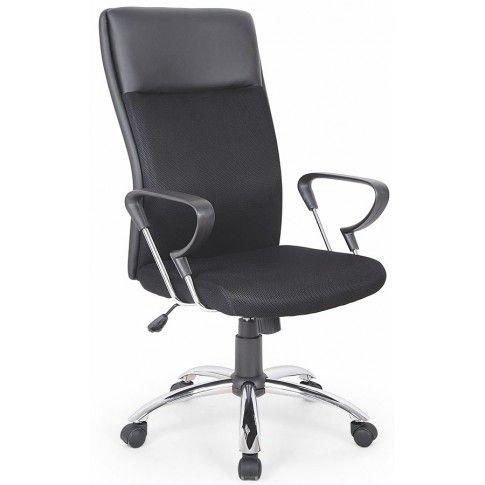 Zdjęcie produktu Fotel obrotowy Dargo - czarny.