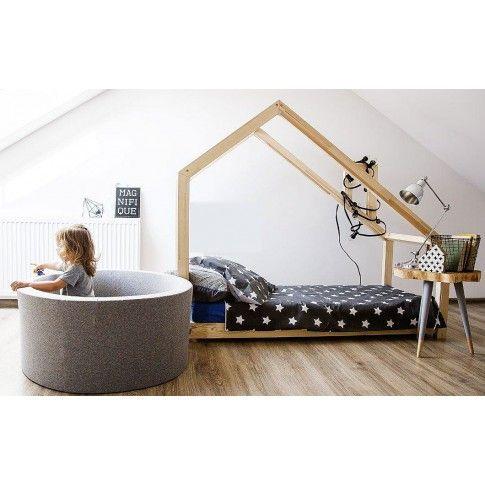 Zdjęcie produktu Młodzieżowe łóżko domek Miles 5X - 23 rozmiary.