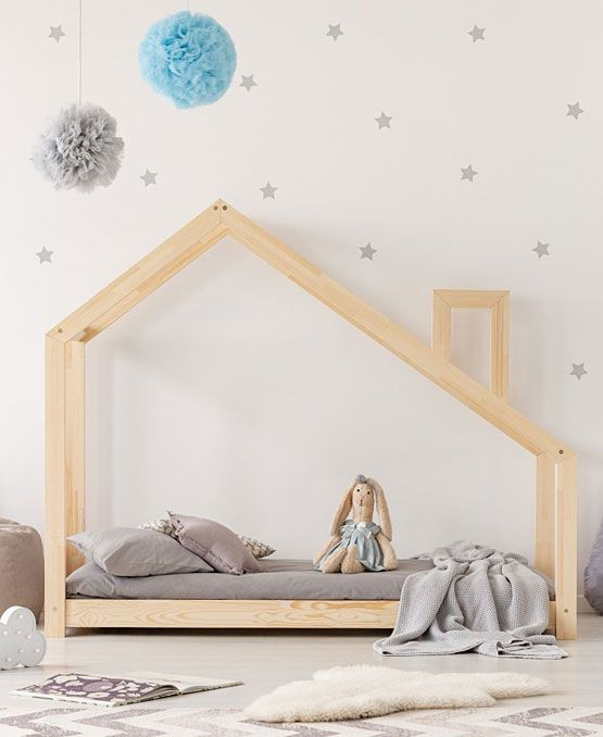 Młodzieżowe łóżko domek Miles 5X