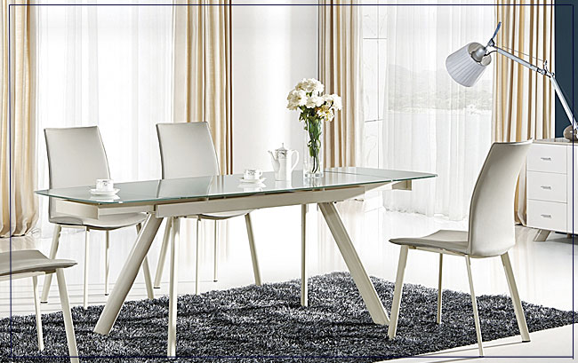 stół do salonu rozkładany Daxer
