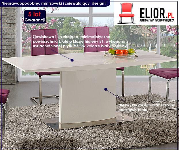 stół do salonu Delios