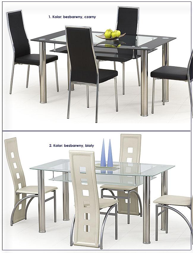 stół prostokątny Distar