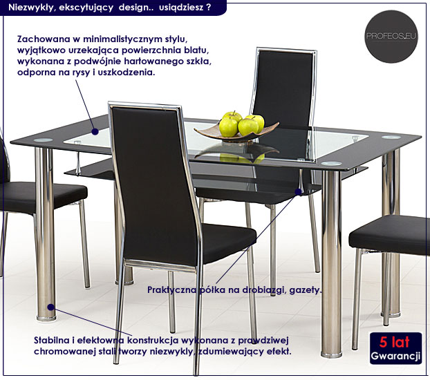 stół kuchenny Distar