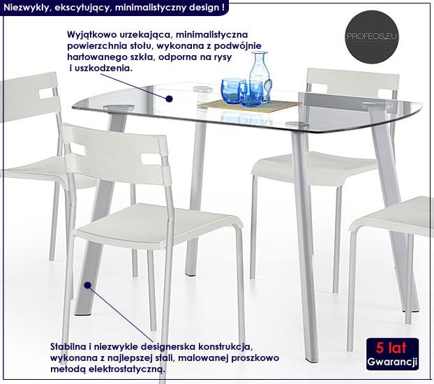 Stół do salonu Fonti