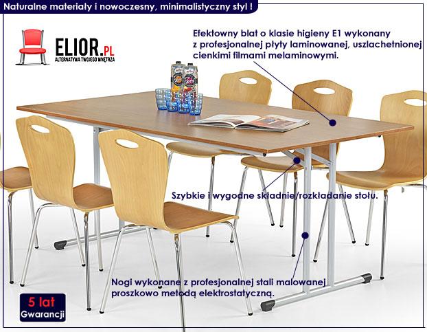 stół konferencyjny Lerix