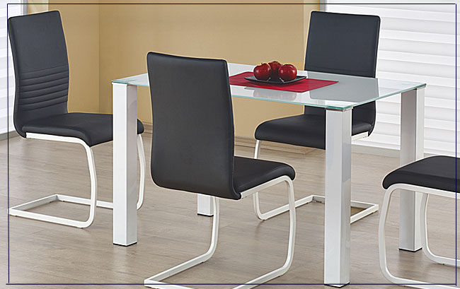 prostokątny stół Mertis
