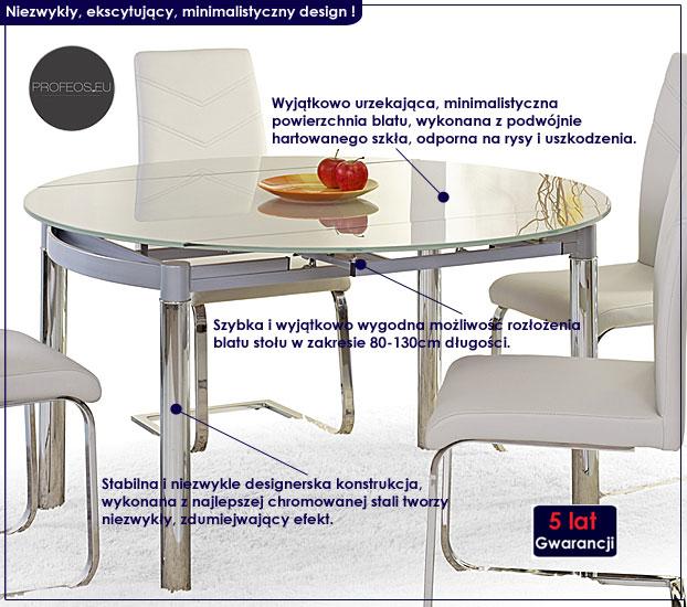 rozkładany stół Merton